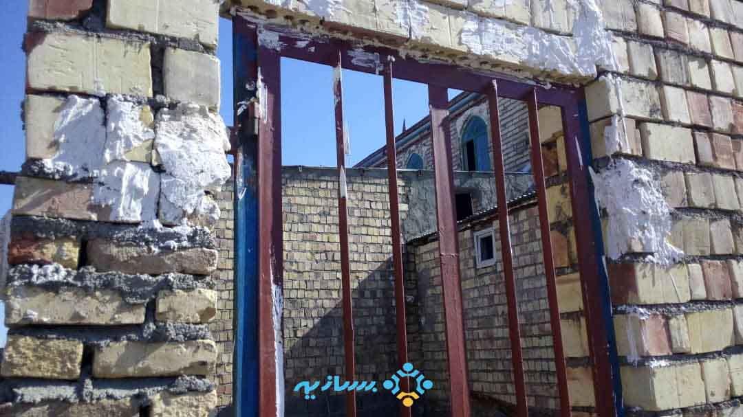تکمیل فرایند ساخت مسجد امام رضا