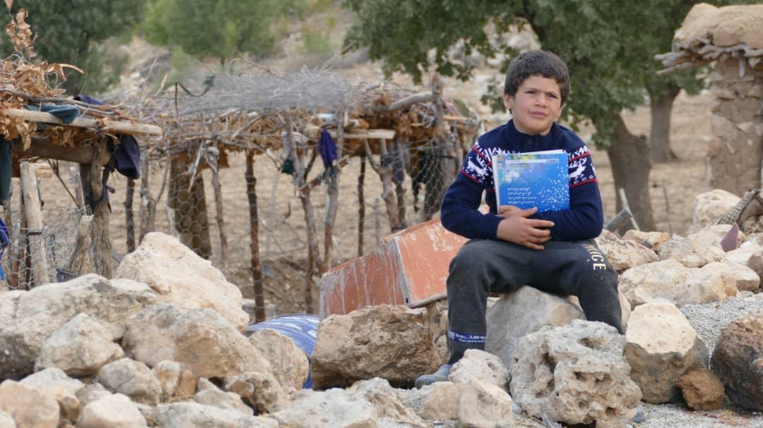 مدرسه شهید اژدری روستای چالخشک