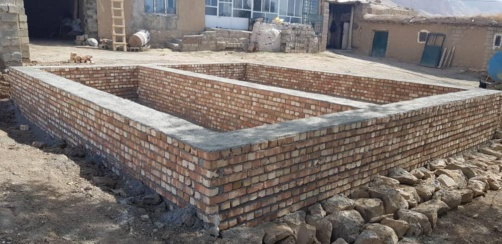 ساخت 8 واحد مسکونی برای نیازمندان