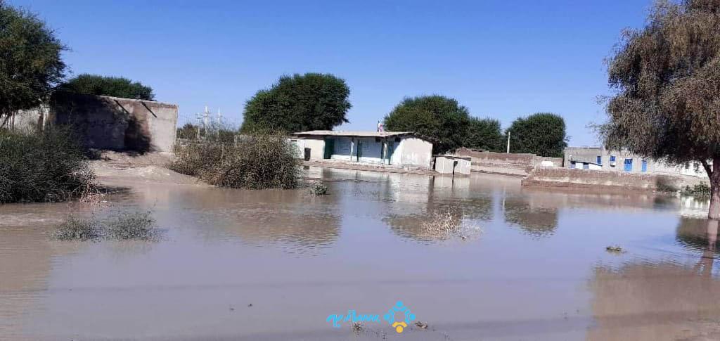 ساخت مدرسه 9کلاسه روستا بلنگی