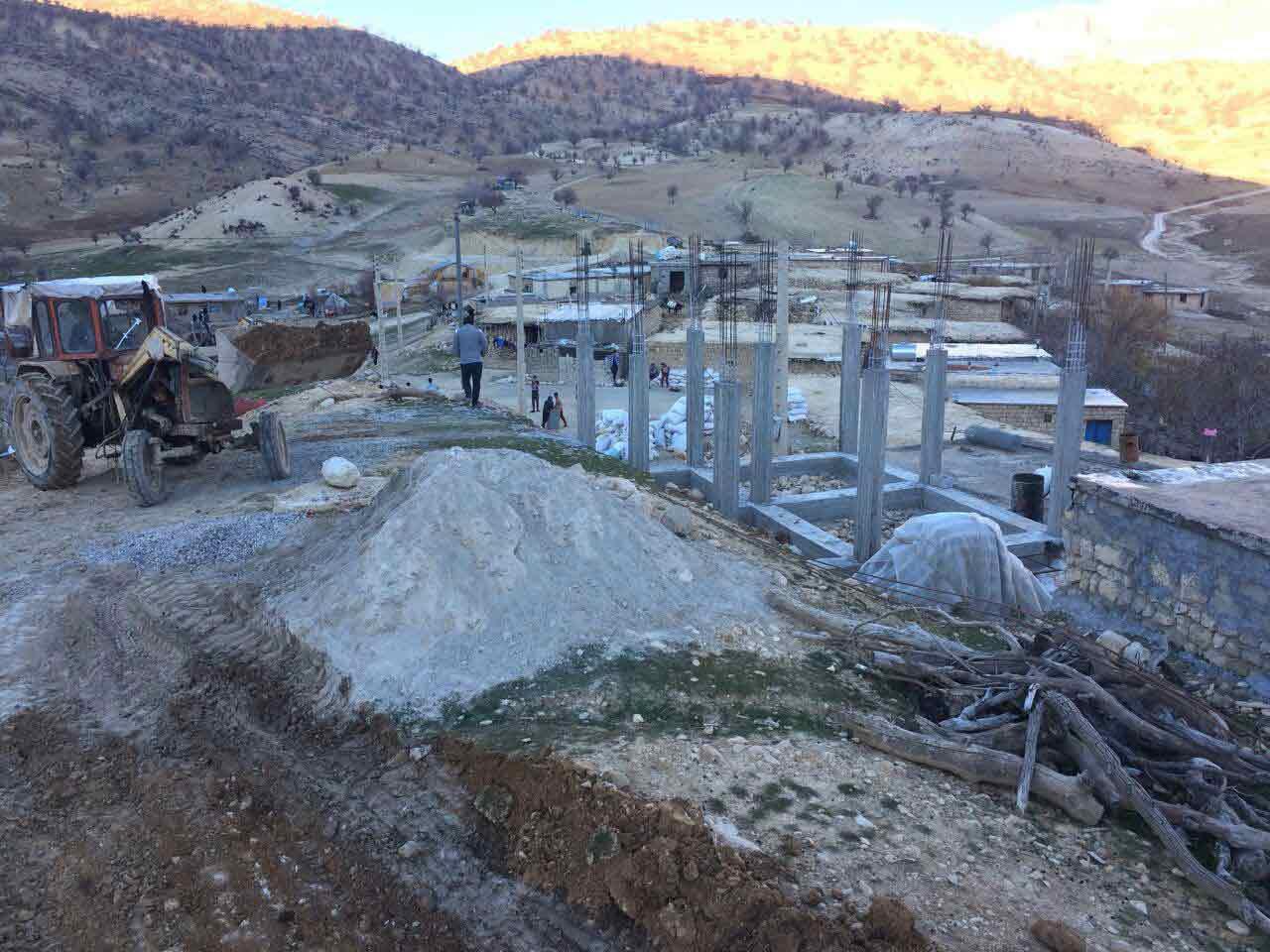 ساخت 13 واحد مسکونی برای نیازمندان