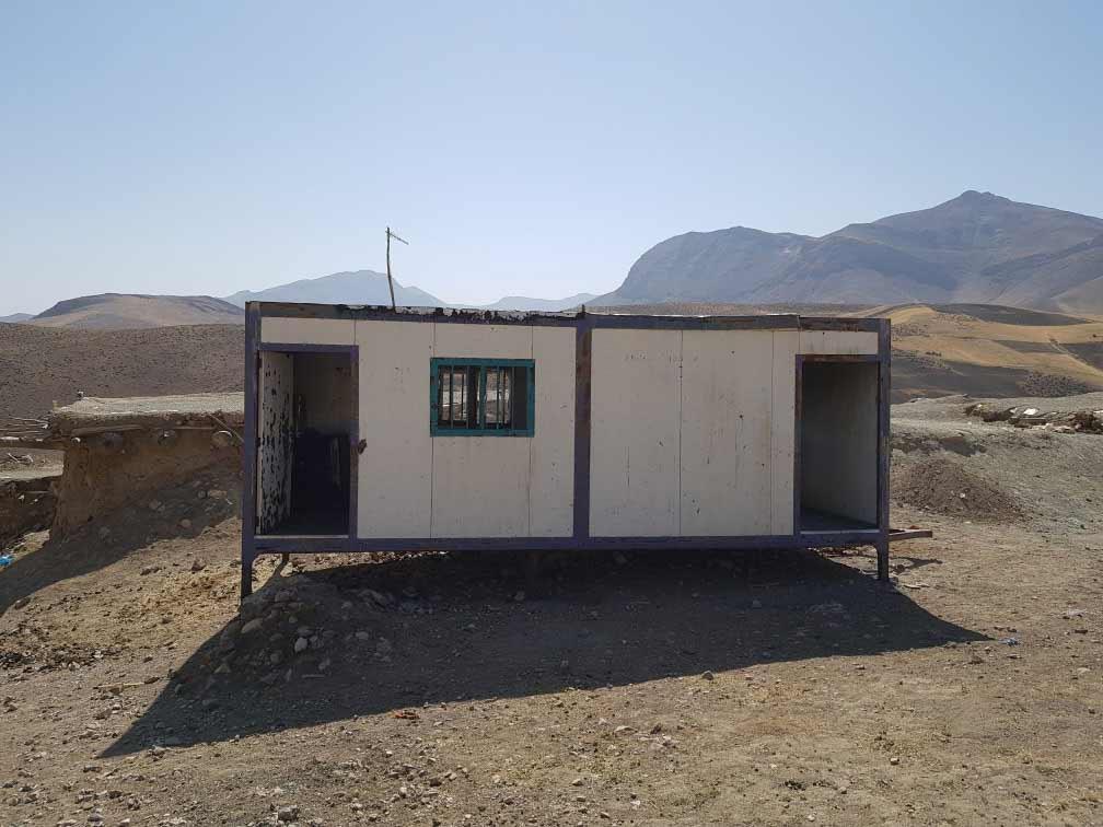 ساخت مدرسه روستای سیرکانه - نورآباد لرستان